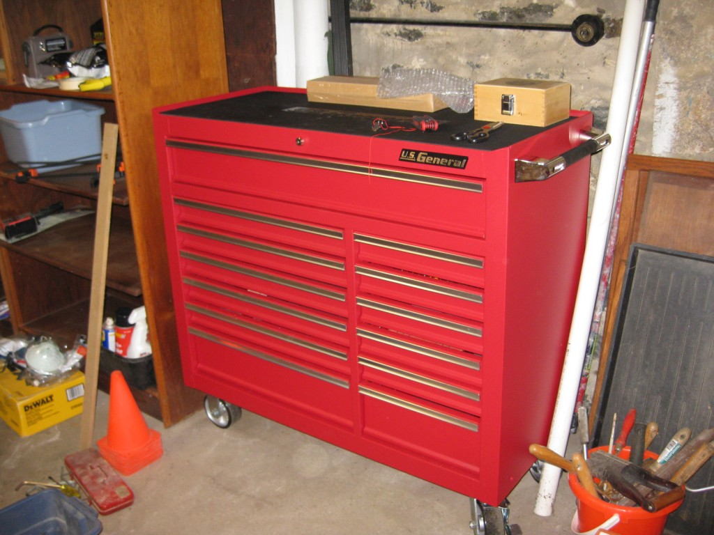 My Harbor Freight Toolbox Adam S Auto Advice