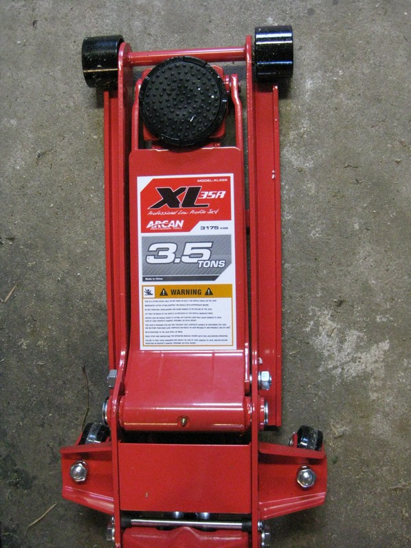 Best Floor Jack Ever Arcan Xl35r From Costco Adam S