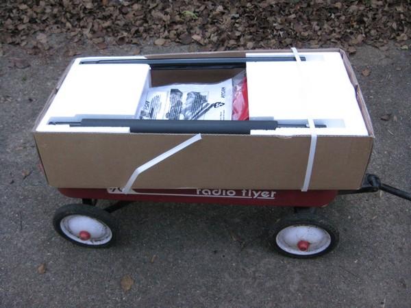 arcan floor jack box