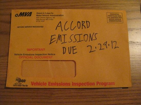 md state emissions test adam 39 s auto advice. Black Bedroom Furniture Sets. Home Design Ideas