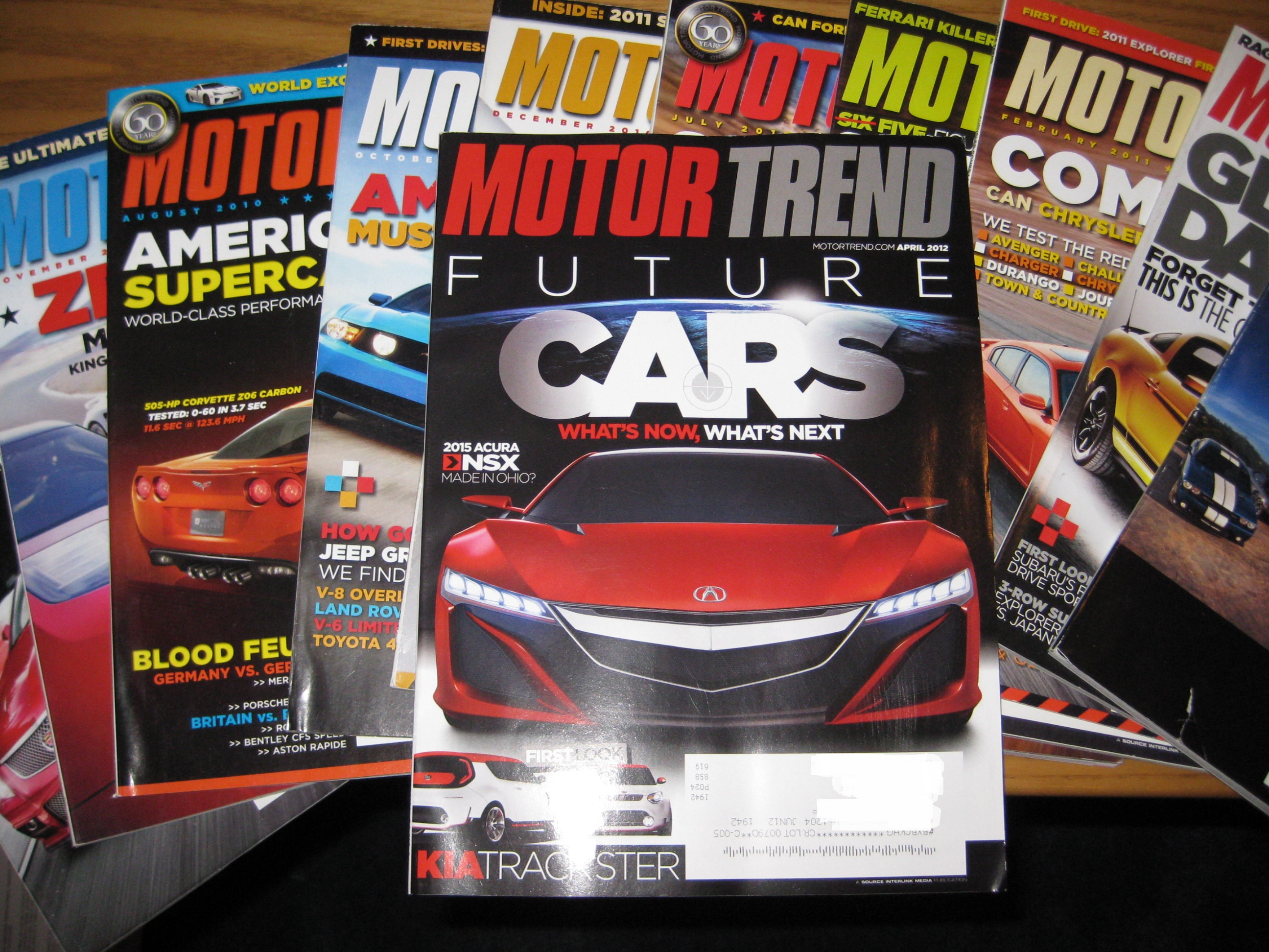 Spring Cleaning: What to do with old Car Magazines? – Adam\'s Auto Advice