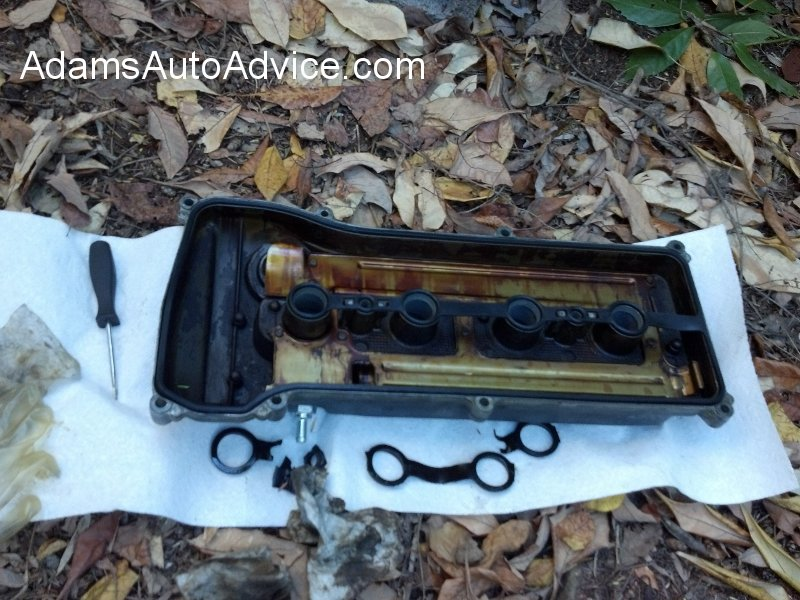 valve cover replacment toyota camry