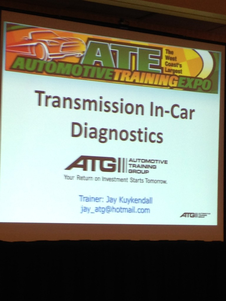 automotive training expo