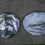 Sunshade and Case