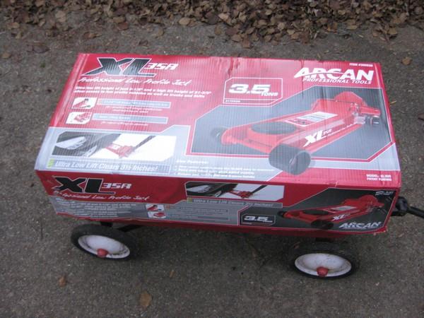 Arcan Floor Jack Xl35 Carpet Review